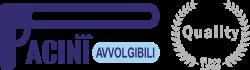 Pacini Avvolgibili – Avvolgibili di Sicurezza – Latina Logo